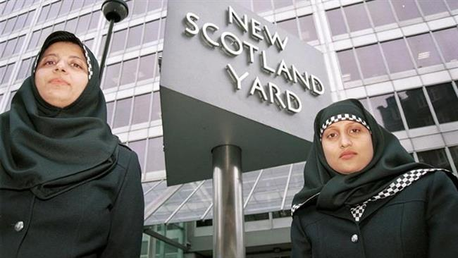 The Scotland added the Hijab to its official clothes