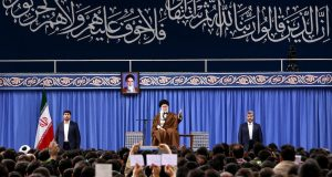 Imam Khamenei: Anyone who placed hope in US was struck down, because of this trust