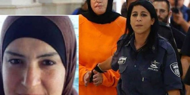 Palestinian Prisoner Israa Jaabis Reveals Her Painful Experience at Zionist Jails