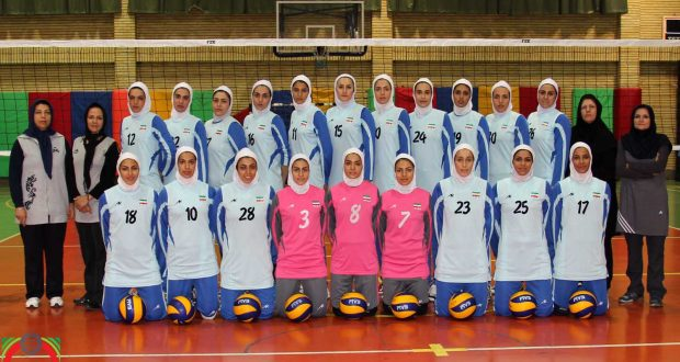 atheletes women in shia