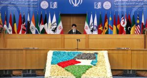 Imam Khamenei's live televised speech on al-Quds Day