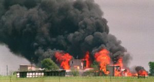 The American Human Rights : The Waco Massacre