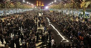 Between Two Sanctuary-Karbala