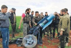 Terrorist forces use chemical weapons against advancing Syrian Army troops in Idlib