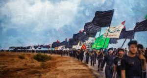 The message of Ashura has imbued the whole world