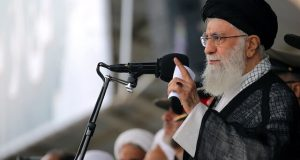 The fight against the U.S. and Israel is inspired by Imam Hussain's uprising