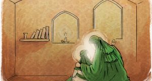 Imam Hassan's (a.s.) anecdote of his respected mother Lady Fatima Zahra (pbuh)